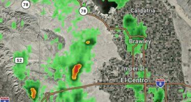 Alert – Flash Flood Warning for the Coachella Valley