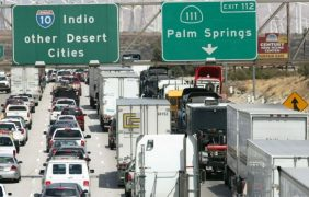 Be Aware and Plan Ahead: I-10 Traffic Delays This Week Between Beaumont, Palm Springs