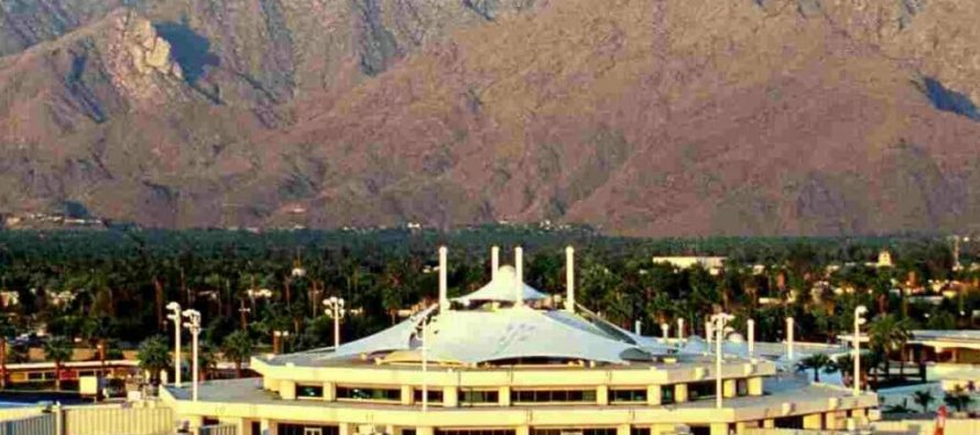 Palm Springs Airport Breaks Passenger Record in July