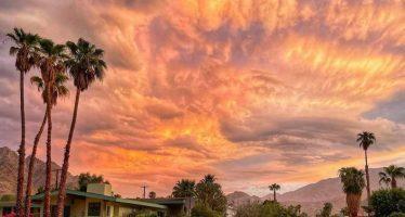 Eery Weather Happening Now in the Coachella Valley