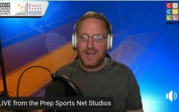 Coachellavalley.com's Friday Night Live Sports Show