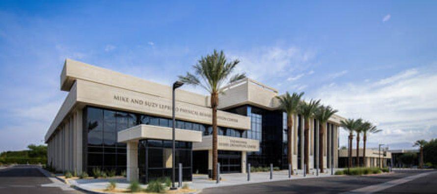 Newly Expanded $68M Desert Orthopedic Center Opens