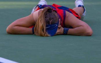 Paula Badosa of Spain BNP Paribas Open Champion!